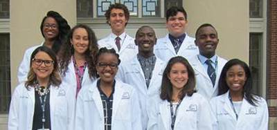 Mission Moment: Fostering Interests Of Underrepresented Minority Students